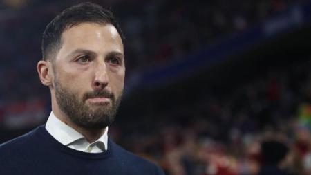 Mantan Pelatih Schalke 04, Domenico Tedesco - INDOSPORT