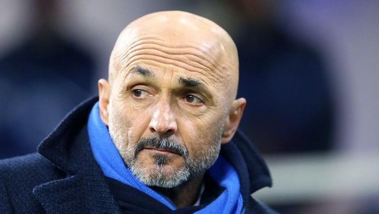 Luciano Spalletti pelatih Inter Milan Copyright: GettyImages