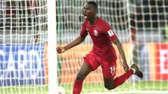 Indosport - Almoez Ali pemain Timnas Qatar