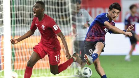 Partisipasi Timnas Qatar dan Jepang di ajang Copa America 2019 menuai protes dari pelatih Paraguay, Eduardo Berizzo. - INDOSPORT