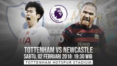 Indosport - Prediksi pertandingan Tottenham Hotspur vs Newcastle United