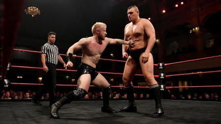 Dua pegulat WWE - INDOSPORT
