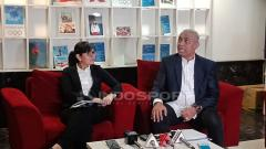 Indosport - Ahmad Riyadh dan Ratu Tisha