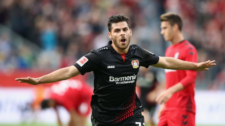 Kevin Volland Copyright: Bundesliga