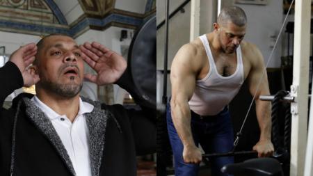 Atlet binaraga yang menjadi muazin di masjid di Israel - INDOSPORT