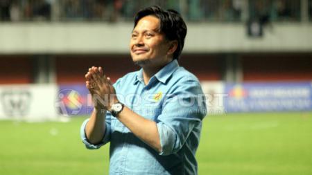 Manajer Barito Putera, Hasnuryadi Sulaiman emnganggap segala kegagalan yang dialami tim merupakan kesalahannya. - INDOSPORT