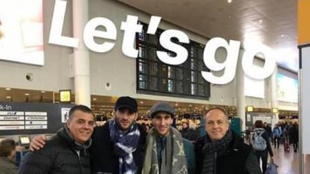 Marouane Fellaini hendak berangkat ke China - INDOSPORT