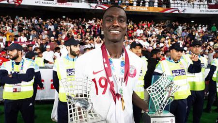 Almoez Ali topskor Timnas Qatar di Piala Asia 2019 - INDOSPORT