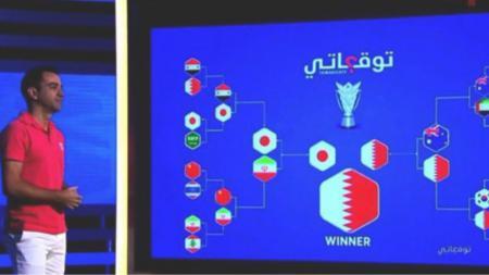 Xavi Hernandez memberikan prediksi Qatar juara Piala Asia 2019. - INDOSPORT