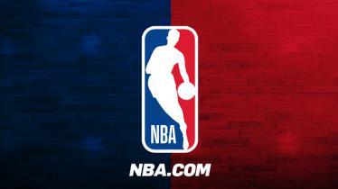Logo NBA, kompetisi bergengsi basket asal Amerika Serikat. - INDOSPORT
