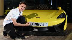 Indosport - Lando Norris, pembalap Formula 1