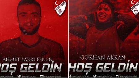 Klub sepak bola divisi dua Turki, Elazigspor mencetak rekor baru saat mendaftarkan 22 pemain dalam waktu kurang dari dua jam - INDOSPORT