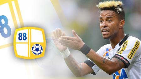 Striker Barito Putera, Rafael Silva. - INDOSPORT