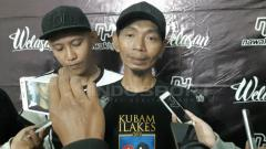Indosport - Dirijen Aremania, Yuli Sumpil.
