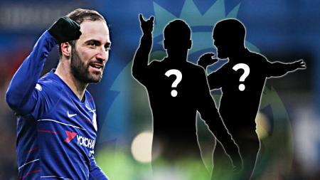 3 Pemain pinjaman yang siap menggebrak Liga Primer Inggris usai didatangkan musim dingin Ini. - INDOSPORT