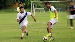 Indosport - Winger muda PSIS Semarang, Dani Raharjanto.