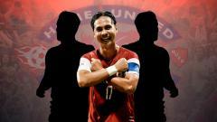 Indosport - Shahril Ishak salah satu pemain Home United harus diwaspadai PSM Makassar.