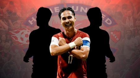 Shahril Ishak salah satu pemain Home United harus diwaspadai PSM Makassar. - INDOSPORT
