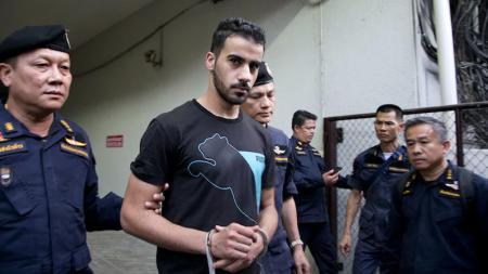 Hakeem al-Araibi. - INDOSPORT