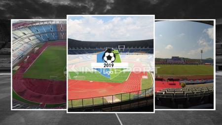 3 Stadion Dengan Kapasitas Terbanyak di Liga 1 2019 - INDOSPORT