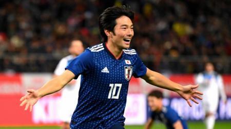 Shoya Nakajima, pemain termahal Jepang - INDOSPORT