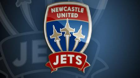 Logo Newcastle Jets - INDOSPORT