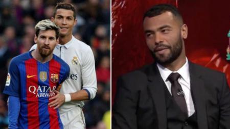 Ashley Cole Lebih memilih bermain dengan Messi Ketimbang Ronaldo - INDOSPORT