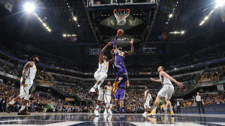 Los Angeles Lakers v Indiana Pacers - INDOSPORT