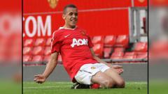 Indosport - Ravel Morrison, saat masih memperkuat Manchester United.