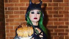 Indosport - Eks WWE cantik, Shotzi Blackheart