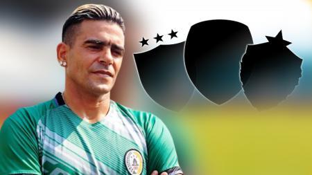 Menebak 3 klub yang jadi tujuan Cristian Gonzales selanjutnya. - INDOSPORT