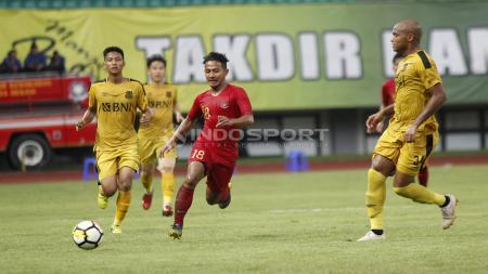 Bhayangkara FC vs Timnas U-22 - INDOSPORT