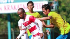 Indosport - Cilegon United vs Madura United FC