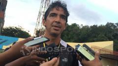 Indosport - Pelatih Persipura Jayapura, Luciano Leandro.