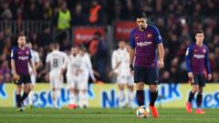 Indosport - Penundaan pertandingan LaLiga Liga Spanyol bertajuk El Clasico antara Barcelona vs Real Madrid dapat menghadirkan kerugian bagi kubu La Blaugrana.