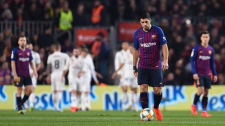 Barcelona vs Real Madrid - INDOSPORT