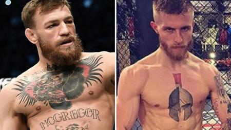 McGregor memiliki kembaran di dunia MMA - INDOSPORT