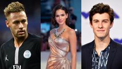 Indosport - Putus dari Neymar, Bruna dijodohkan dengan penyanyi terkenal