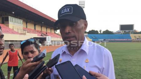 Manajemen Persipura Jayapura meminta kepada Ketua Umum PSSI, Iwan Bule untuk tidak mengabaikan klub kontestan Liga 1 jika ingin mengetahui persoalan dalam tubuh LIB. - INDOSPORT