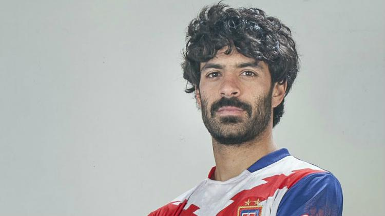 Jose Sardon, pemain baru Persela Lamongan asal Argentina. Copyright: istimewa