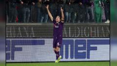 Indosport - Bakal seperti apa formasi klub raksasa Serie A Italia, AC Milan, jika Federico Chiesa dari klub Fiorentina jadi bergabung di bursa transfer musim panas ini?