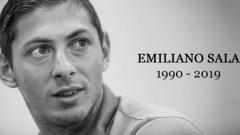 Indosport - Dunia sepak bola berduka untuk Emiliano Sala.
