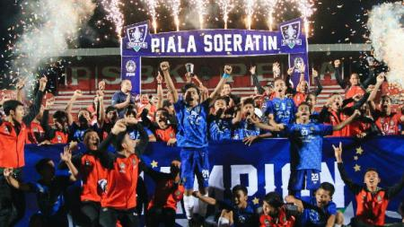 All Star Raih Gelar Piala Soeratin U-15 2019 - INDOSPORT