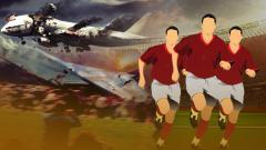 Indosport - Kecelakaan Pesawat dan Hubungan Dekatnya dengan Dunia Sepak Bola
