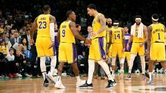 Indosport - Menurut Danny Green, LA Lakers merupakan tim NBA yang didukung banyak orang di Amerika Serikat.