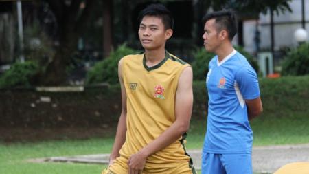 Mantan pemain Persija Jakarta Vava Mario Yagalo resmi berseragam Tira Persikabo - INDOSPORT