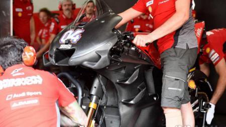 Ducati memperkenalkan fairing baru untuk MotoGP 2019 - INDOSPORT