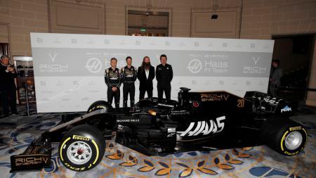 Haas menjadi tim pertama yang merilis mobil baru menjelang Formula 1 2019 - INDOSPORT