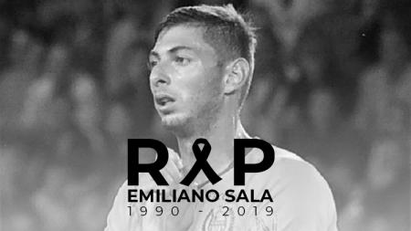 Emiliano Sala korban kecelakaan pesawat. - INDOSPORT