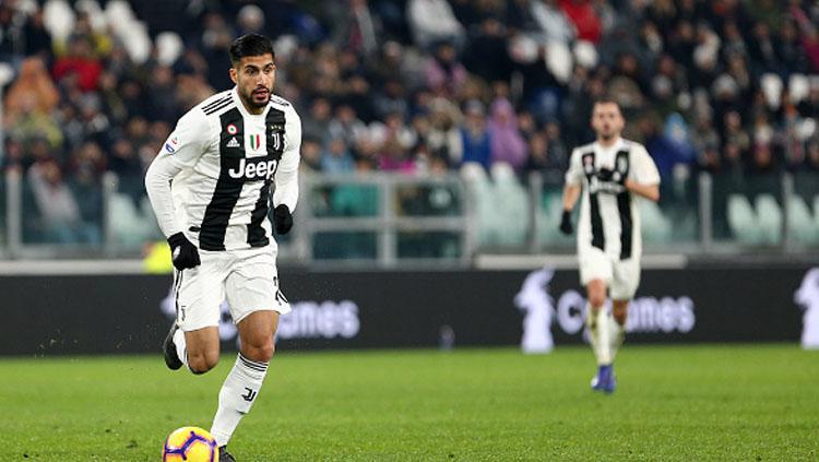 Emre Can, gelandang tengah Juventus. Copyright: INDOSPORT